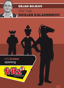 Try the Sicilian Kalashnikov, Chess Opening Software Download