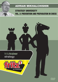 Strategy University, Vol. 2: Prevention and Preparation in Chess
