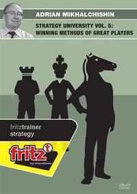 Strategy University, Vol. 5: Winning Methods of Great Players