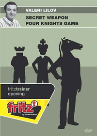 Secret Weapon Four Knights Game Fritz Trainer