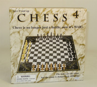 Chess 4, 4-Player Chess Game