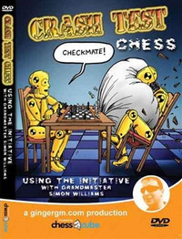 Crash Test Chess: Using the Initiative DVD