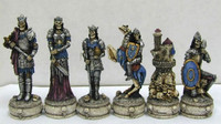 White Walkers (Skeleton) Chess Pieces