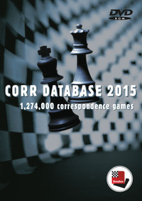 ChessBase Corr Database 2015 Chess Software