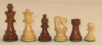 """Lawdy Knight - Golden Rosewood - 3"""" King"""