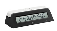 DGT 1001 - Black/White - Chess Game Clock & Timer