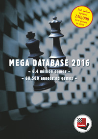 UPGRADE - ChessBase Mega Database 2016 from Mega Database from Any Year