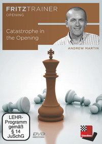 Catastrophe in the Opening Chess Opening Software