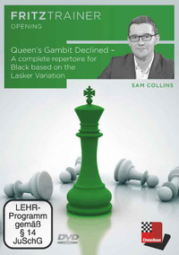 Queen's Gambit Declined – A Complete Repertoire for Black based on the Lasker Variation
