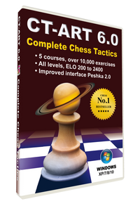 CT-ART 6.0. Complete Chess Tactics for Download