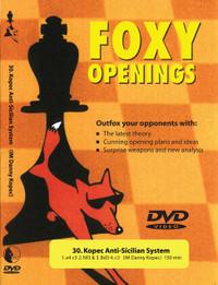 Foxy Openings Series Parts 1 and 2 Volume 30: Kopec Anti-Scillian System Download - Danny Kopec