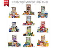 SAVE! Monthly College Care Program Free Shipping!