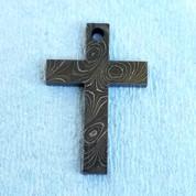 Damascus Cross - SK0002-CRS