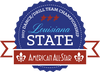 American All Star - 2018 Louisiana State Dance/Drill Competition - 1/13-14/2018