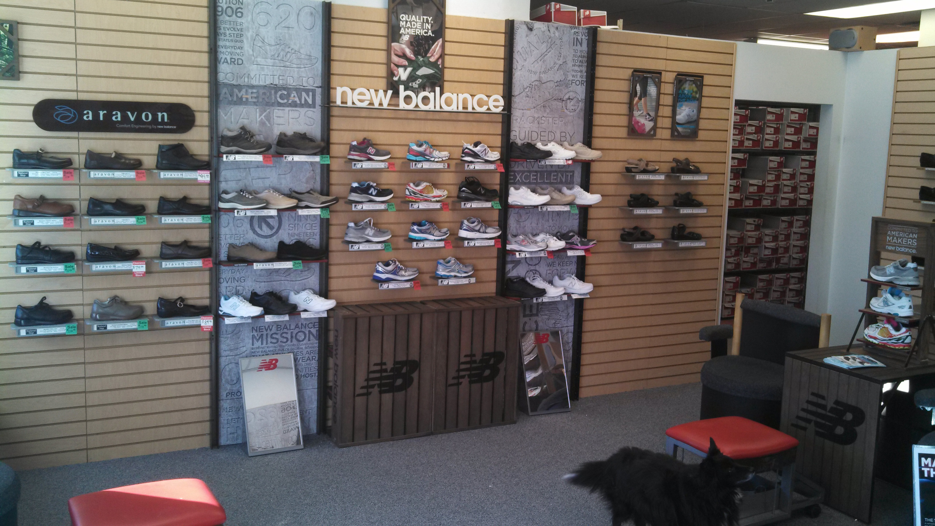 new balance outlet stores in pa