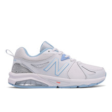 New Balance Women's WX857WB2. Crosstrainers with Rollbar Support in Widths AA to 4E