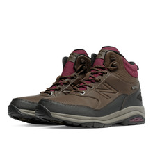 New Balance WW1400BR.  Women's Waterproof Hiker in  Widths from AA to EE