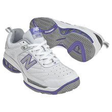 New Balance WC806W. Women's Court Shoe with Rollbar Support and Widths AA to EE