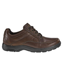 Dunham Model 8500SB. Brown Leather Ruggard Walkers - Widths B to 6E - Up to Size 18!