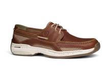 Dunham Model MCN410BR. Men's Boadshoe with Rollbar Support.  Widths B-6E, Sizes Up to 18!