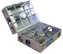 Partner Steel 2 Burner Stove 9""