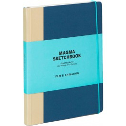Magma sketchbook - film and animation