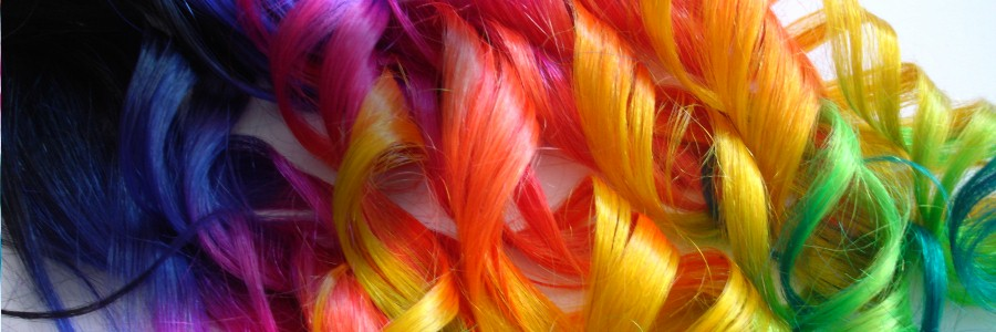 HAND DYED EXTENSIONS: available for a limited time