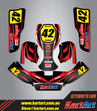 Thunder Style Full graphics Kit