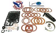 Ford E4OD Transmission Rebuild Kit LS 2X4 High Performance Stage 3 1989-1995