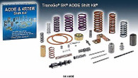 Ford, Lincoln, Mercury AODE,4R70W,4R75W Transmission Shift Kit Transgo 91-08
