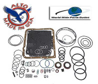 """GM 4L60E Chevy Transmission Gasket and Seal Overhaul Kit 1997-2003 """"No pistons"""""""