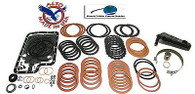 Ford E4OD Transmission Rebuild Kit Master 2X4 High Performance Stage 3 1989-1995