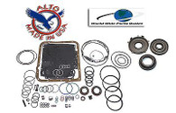 """GM 4L60E Chevy Transmission Gasket and Seal Overhaul Kit 1997-2003 """"W / pistons"""""""
