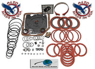 TH350 TH350C Transmission Rebuild kit Performance Less Steel Kit Stage 2