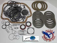 TH400 3L80 Turbo 400 Heavy Duty Transmission Less Steel Kit Stage 1