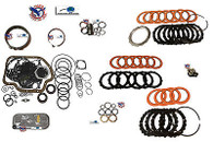 TH400 Ultra Performance Kit Complete Powerpack Rebuild Kit Alto Red and Kolene