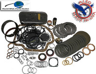 TH400 3L80 Turbo 400 Heavy Duty Transmission Master Kit Stage 4