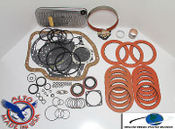 TH400 3L80 Turbo 400 Performance Transmission Less Steel Kit Stage 2