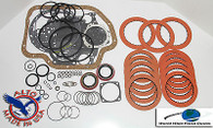 TH400 3L80 Turbo 400 Performance Transmission Less Steel Kit Stage 1