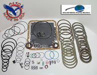 TH700R4 4L60 Rebuild Kit Heavy Duty HEG LS Kit Stage 2 1985-1987