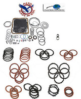 TH700R4 High Performance Rebuild Kit Red Eagle & Kolene Stage 2 1985-1987 700-R4