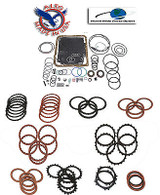 TH700R4 High Performance Rebuild Kit Red Eagle & Kolene Stage 1 1985-1987 700-R4