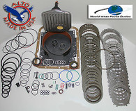 TH700R4 Rebuild Kit Heavy Duty HEG Master Kit Stage 3 w/3-4 Power Pack 1987-1993