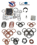 TH700R4 High Performance Rebuild Kit Stage 3 w/3-4 Power Pack 1987-1992