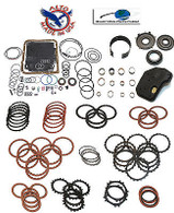 4L60E HP Rebuild Kit Stage 4 With Alto 3-4 Power Pack 1997-2003 4L60E
