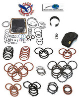 4L60E HP Rebuild Kit Stage 3 With Alto 3-4 Power Pack 1993-2003 4L60E