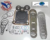 4L60E Rebuild Kit Heavy Duty HEG Master Kit Stage 1 1997-2000 With Turbulators