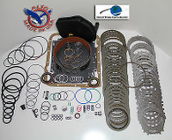 4L60E Rebuild Kit Heavy Duty HEG Master Kit Stage 4 w/3-4 PowerPack 1993-1996