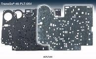 4L60E Transgo Valve Body Plate 2005 Corvette Heavy Duty 46-PLT-05V