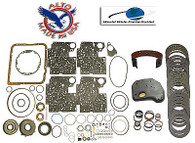 4L60E Transmisson Heavy Duty HEG Banner Kit Stage 4 2004-UP